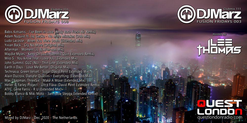 DJMarz - Clubmix 111 - FuzionFridayz 003